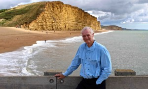 Steve at West Bay(Broadchurch)